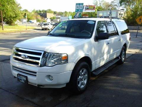 2009 Ford Expedition EL for sale at Circle Auto Sales in Revere MA
