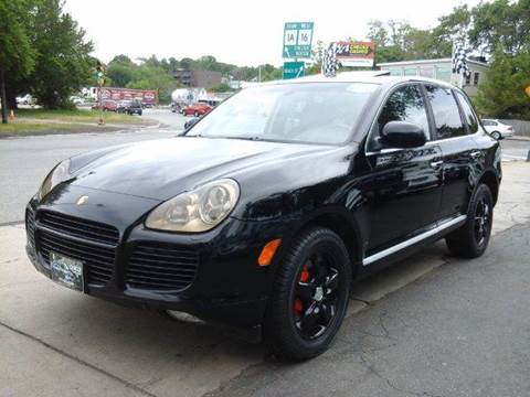 2004 Porsche Cayenne for sale at Circle Auto Sales in Revere MA