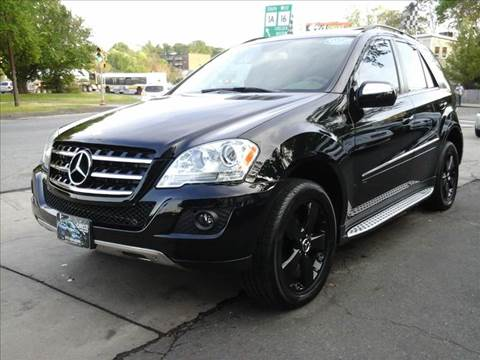 2009 Mercedes-Benz M-Class for sale at Circle Auto Sales in Revere MA
