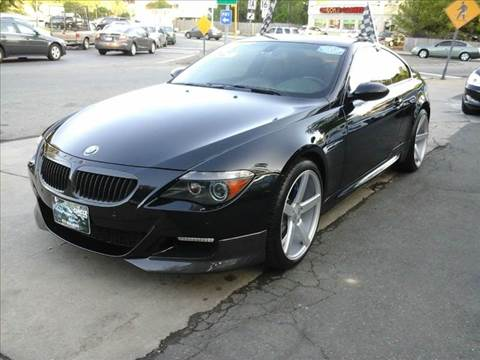 2006 BMW M6 for sale at Circle Auto Sales in Revere MA