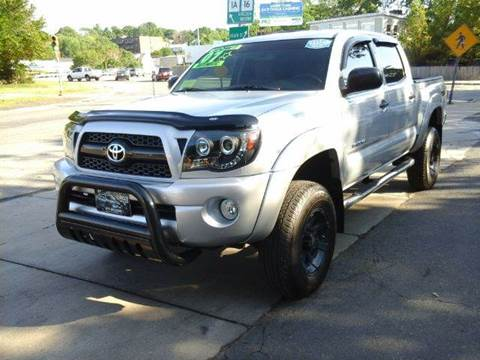 2007 Toyota Tacoma for sale at Circle Auto Sales in Revere MA