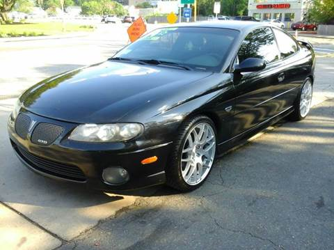 2004 Pontiac GTO for sale at Circle Auto Sales in Revere MA