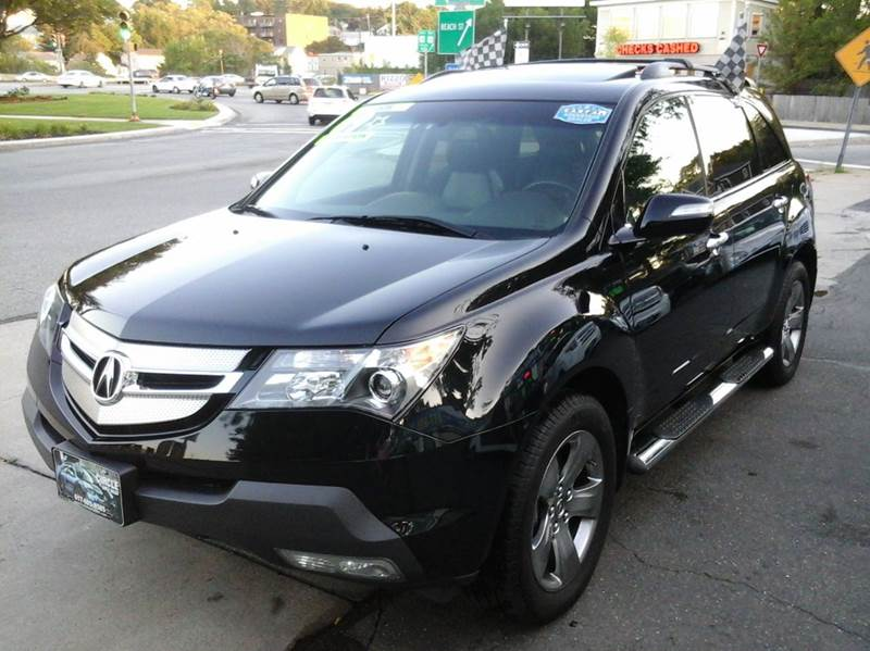 2009 acura mdx sh awd 4dr suv w sport package in revere ma circle auto sales. Black Bedroom Furniture Sets. Home Design Ideas