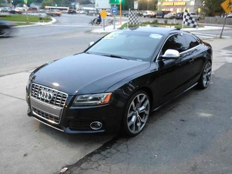 2008 Audi S5 for sale at Circle Auto Sales in Revere MA