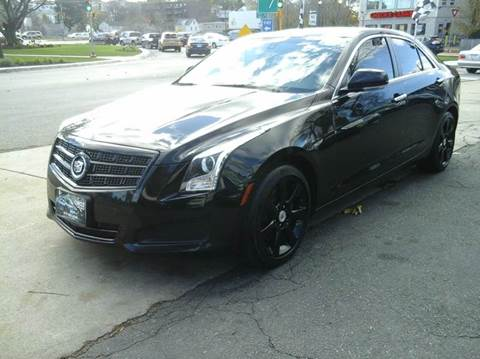 2013 Cadillac ATS for sale at Circle Auto Sales in Revere MA