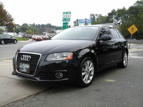 2012 Audi A3 for sale at Circle Auto Sales in Revere MA