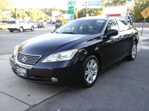 2007 Lexus ES 350 for sale at Circle Auto Sales in Revere MA