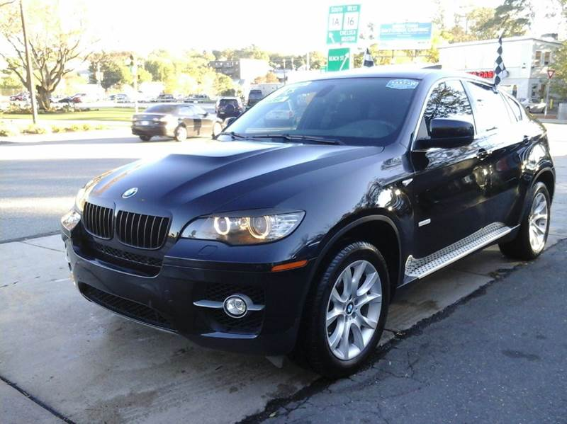 2010 Bmw X6 ActiveHybrid X6 AWD In Revere MA - Circle Auto Sales