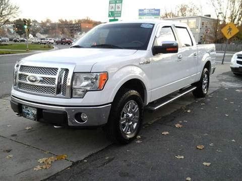 2010 Ford F-150 for sale at Circle Auto Sales in Revere MA