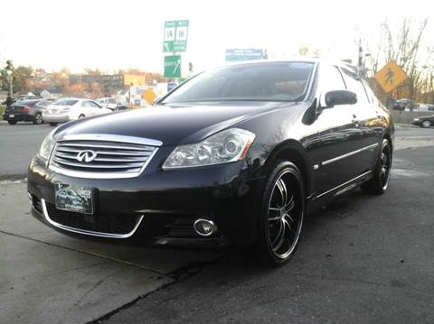 2009 Infiniti M35 for sale at Circle Auto Sales in Revere MA