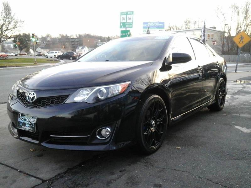 2012 toyota camry se sport limited edition 4dr sedan in revere ma circle auto sales. Black Bedroom Furniture Sets. Home Design Ideas