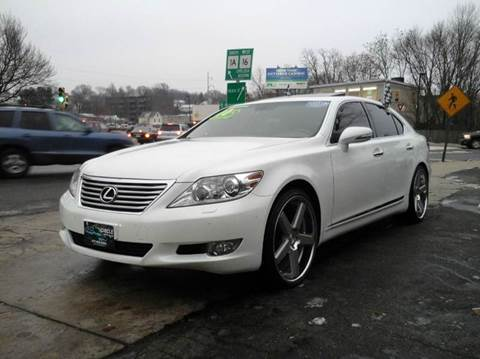 2010 Lexus LS 460 for sale at Circle Auto Sales in Revere MA
