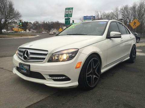 2011 Mercedes-Benz C-Class for sale at Circle Auto Sales in Revere MA