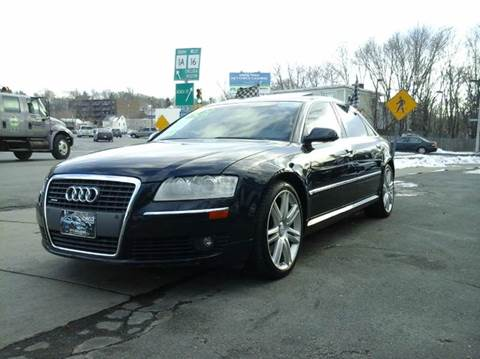2007 Audi A8 for sale at Circle Auto Sales in Revere MA