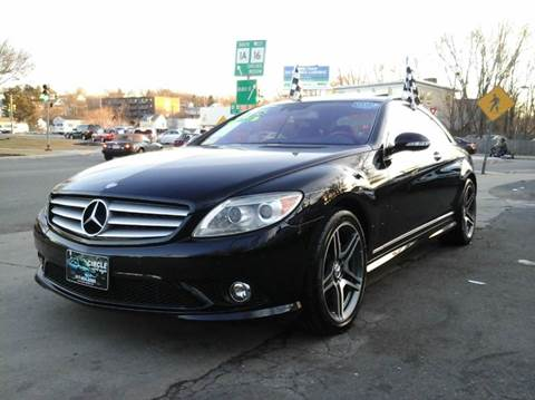 2007 Mercedes-Benz CL-Class for sale at Circle Auto Sales in Revere MA