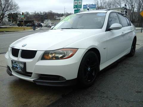 2008 BMW 3 Series for sale at Circle Auto Sales in Revere MA