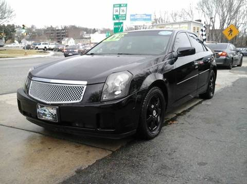 2007 Cadillac CTS for sale at Circle Auto Sales in Revere MA