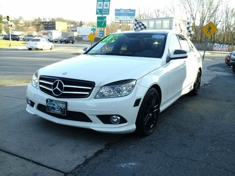 2008 Mercedes-Benz C-Class for sale at Circle Auto Sales in Revere MA
