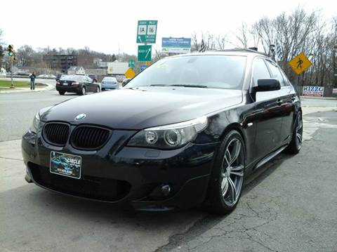 2007 BMW 5 Series for sale at Circle Auto Sales in Revere MA