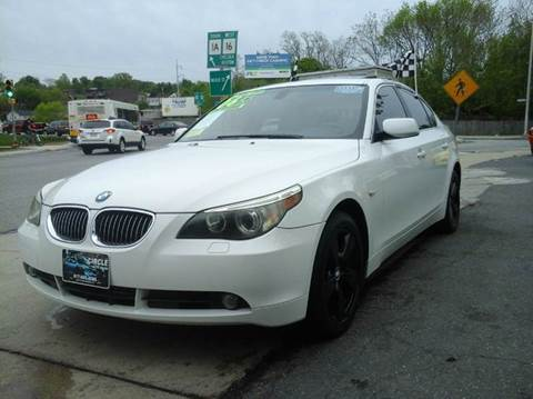 2006 BMW 5 Series for sale at Circle Auto Sales in Revere MA