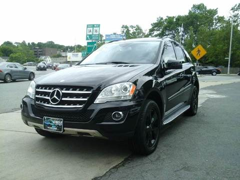 2011 Mercedes-Benz M-Class for sale at Circle Auto Sales in Revere MA