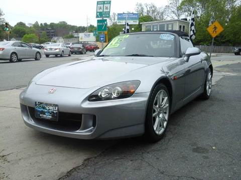 2004 Honda S2000 for sale at Circle Auto Sales in Revere MA