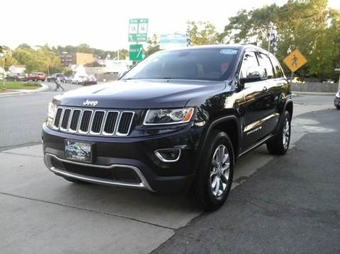 2014 Jeep Grand Cherokee for sale at Circle Auto Sales in Revere MA