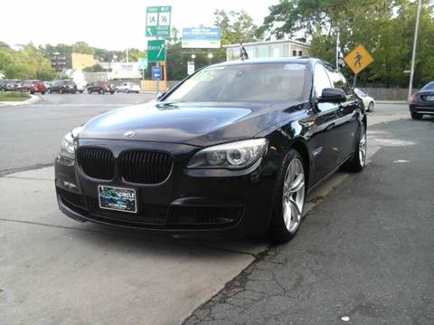 2011 BMW 7 Series for sale at Circle Auto Sales in Revere MA