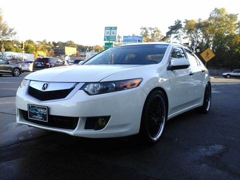 2010 Acura TSX for sale at Circle Auto Sales in Revere MA