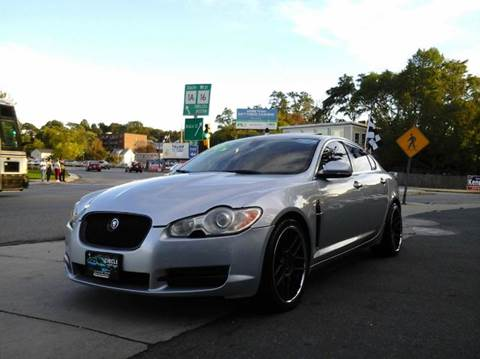 2010 Jaguar XF for sale at Circle Auto Sales in Revere MA
