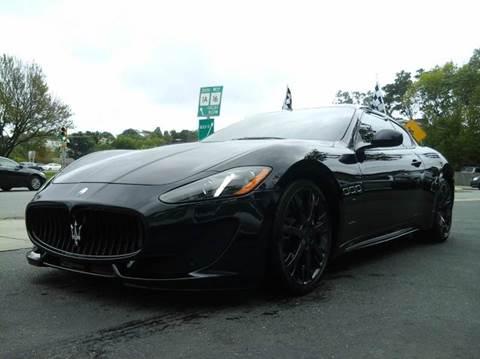 2014 Maserati GranTurismo for sale at Circle Auto Sales in Revere MA