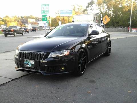2009 Audi A4 for sale at Circle Auto Sales in Revere MA