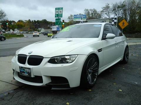 2008 BMW M3 for sale at Circle Auto Sales in Revere MA
