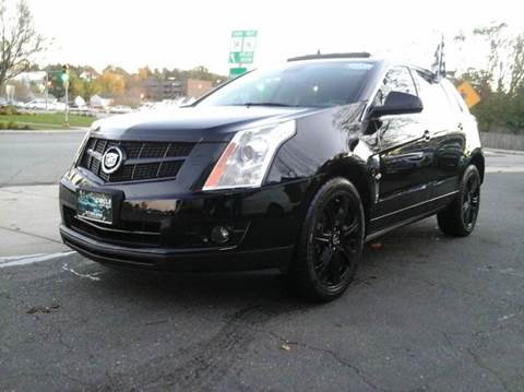 2010 Cadillac SRX for sale at Circle Auto Sales in Revere MA