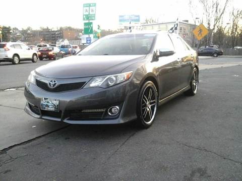 2013 Toyota Camry for sale at Circle Auto Sales in Revere MA
