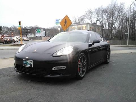 2010 Porsche Panamera for sale at Circle Auto Sales in Revere MA