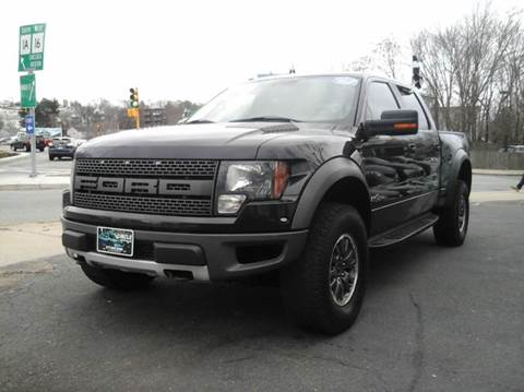 2011 Ford F-150 for sale at Circle Auto Sales in Revere MA