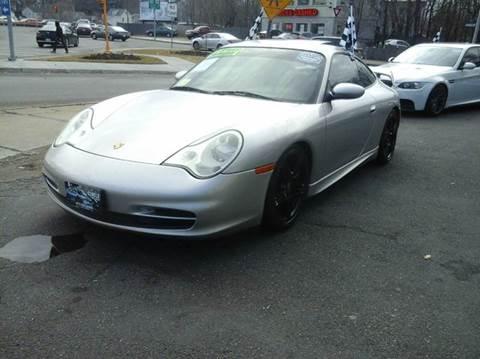 2004 Porsche 911 for sale at Circle Auto Sales in Revere MA