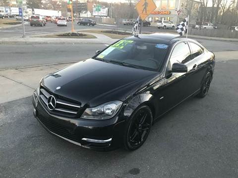 2012 Mercedes-Benz C-Class for sale at Circle Auto Sales in Revere MA