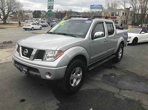2006 Nissan Frontier for sale at Circle Auto Sales in Revere MA