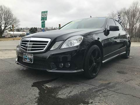 2010 Mercedes-Benz E-Class for sale at Circle Auto Sales in Revere MA
