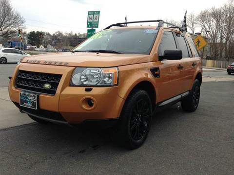 2008 Land Rover LR2 for sale at Circle Auto Sales in Revere MA