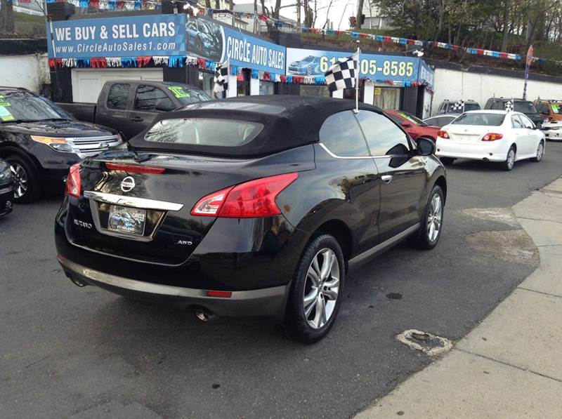 owned inventory murano pre used base suv awd convertible nissan crosscabriolet