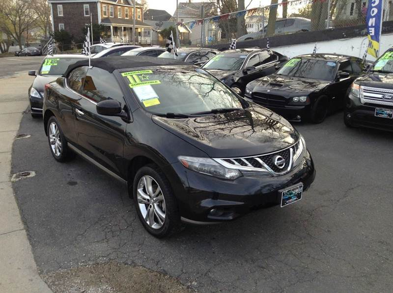 options vehicle ny veh in convertible nissan awd amherst suv murano crosscabriolet