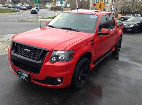 2008 Ford Explorer Sport Trac for sale at Circle Auto Sales in Revere MA
