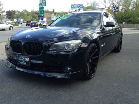 2010 BMW 7 Series for sale at Circle Auto Sales in Revere MA