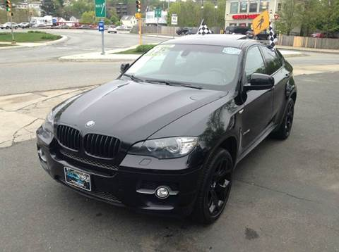2009 BMW X6 for sale at Circle Auto Sales in Revere MA