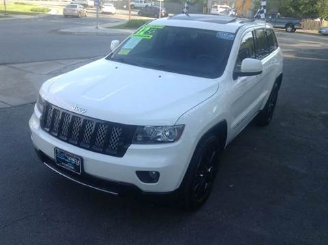 2012 Jeep Grand Cherokee for sale at Circle Auto Sales in Revere MA