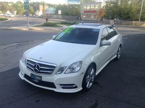 2012 Mercedes-Benz E-Class for sale at Circle Auto Sales in Revere MA