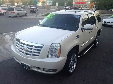 2008 Cadillac Escalade for sale at Circle Auto Sales in Revere MA